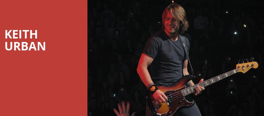 Keith Urban, Puyallup Fairgrounds, Seattle