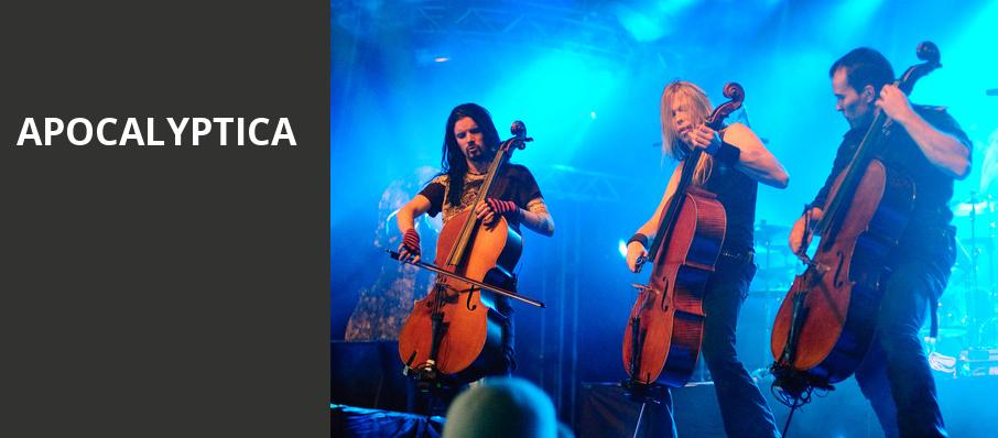 Apocalyptica, Moore Theatre, Seattle