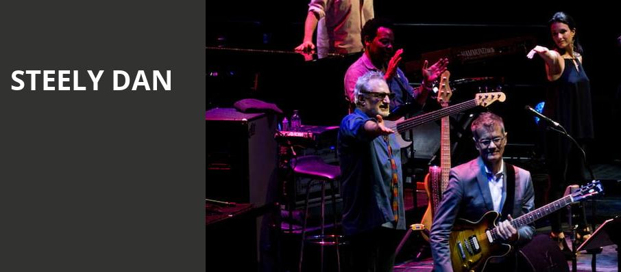 Steely Dan, White River Amphitheatre, Seattle