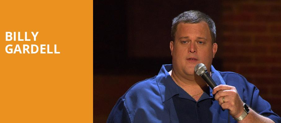 Billy Gardell, Emerald Queen Casino, Seattle