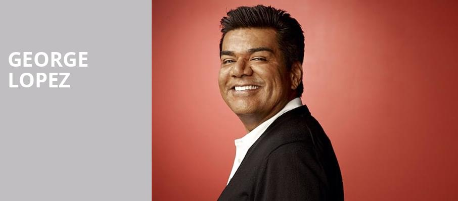George Lopez, Toyota Center, Seattle