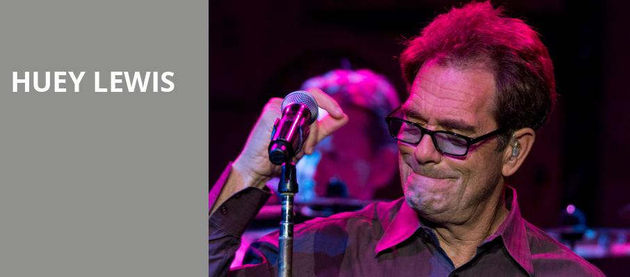 Huey Lewis And The News, Tulalip Amphitheatre, Seattle