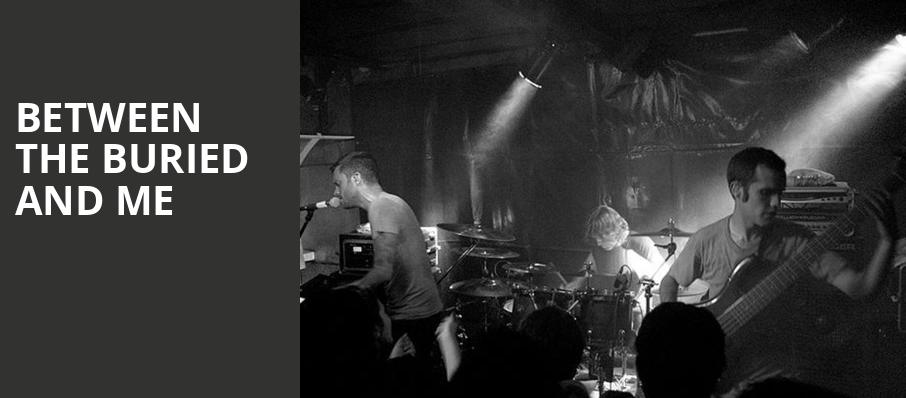 Between The Buried And Me, El Corazon, Seattle