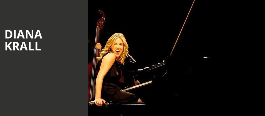 Diana Krall, Chateau St Michelle, Seattle