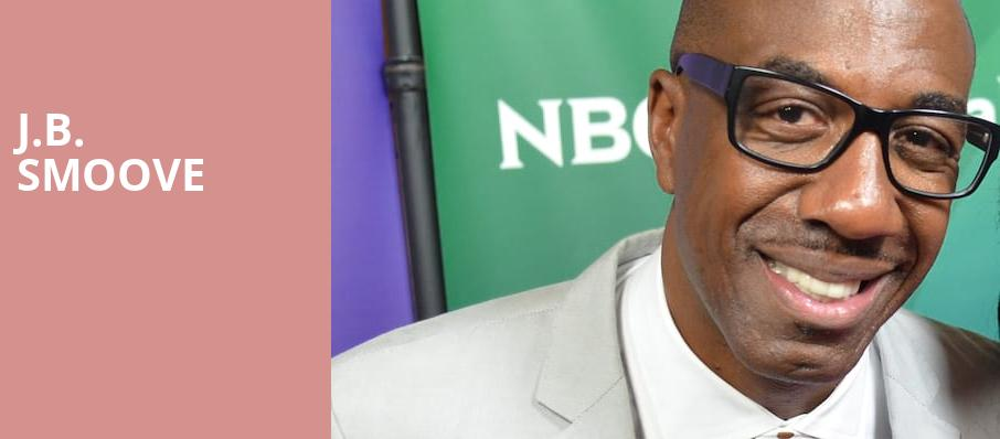 JB Smoove, Moore Theatre, Seattle
