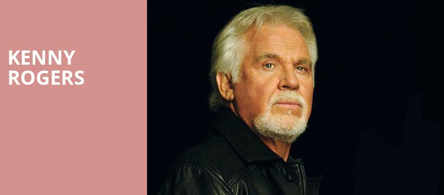 Kenny Rogers, Tulalip Amphitheatre, Seattle