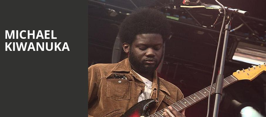 Michael Kiwanuka, Showbox Theater, Seattle