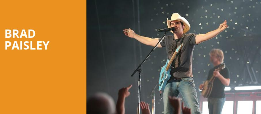 Brad Paisley, Puyallup Fairgrounds, Seattle