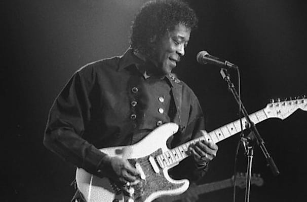 Buddy Guy, Pantages Theater, Seattle