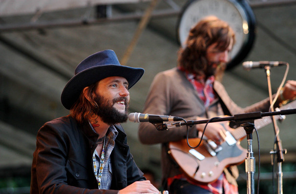 Dates announced for Band of Horses