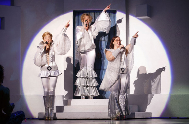 Mamma Mia, Paramount Theatre, Seattle