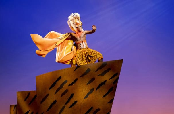 The Lion King Paramount Theatre Seattle Wa Tickets