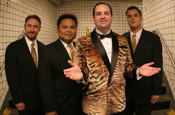 Dates announced for Richard Cheese And Lounge Against the Machine