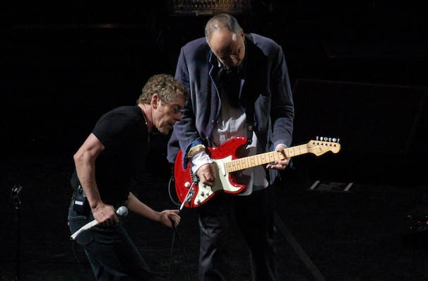 The Who, Key Arena, Seattle