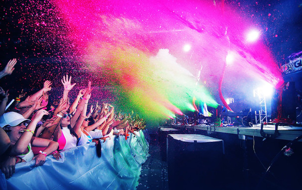 Dayglow Life In Color Tour, Tacoma Dome, Seattle