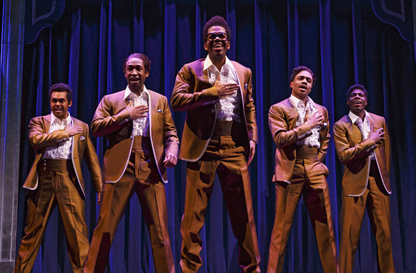 Motown The Musical, Paramount Theatre, Seattle