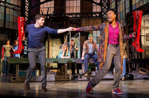 Kinky Boots, 5th Avenue Theatre, Seattle