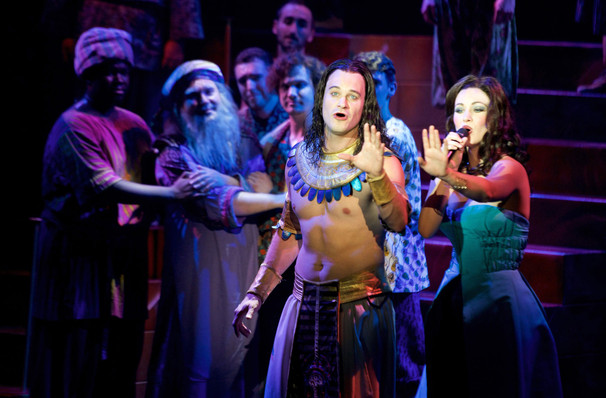 Joseph and the Amazing Technicolor Dreamcoat, Toyota Center, Seattle
