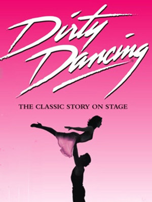 Dirty Dancing Poster Show poster