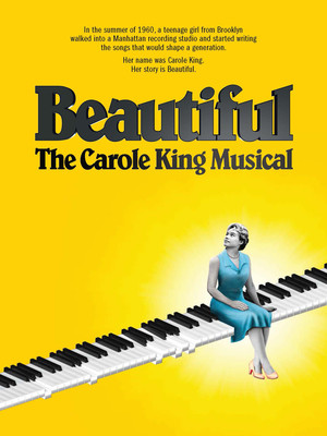 Beautiful The Carole King Musical, Paramount Theatre, Seattle