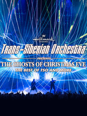 Trans siberian Orchestra The Ghosts Of Christmas Eve, Key Arena, Seattle