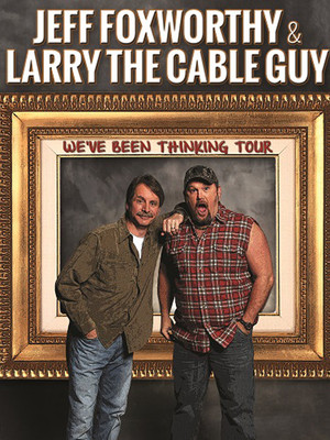 Jeff Foxworthy Larry The Cable Guy, Puyallup Fairgrounds, Seattle