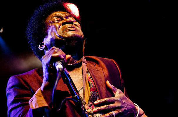 Charles Bradley And His Extraordinaires, Neumos, Seattle