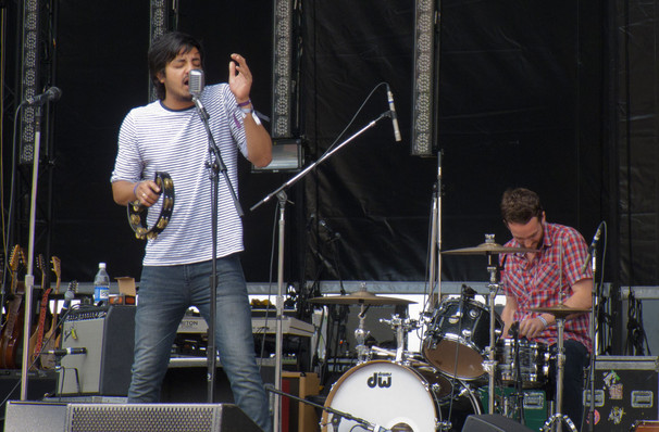 Young The Giant dates for your diary
