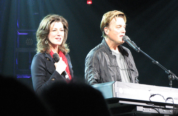 Amy Grant Michael W Smith, Toyota Center, Seattle