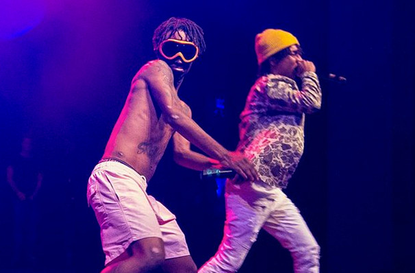 Rae Sremmurd with Lil Yachty dates for your diary
